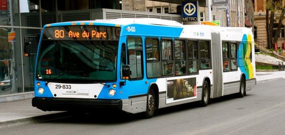 Lignes d'autobus et métro à proximité