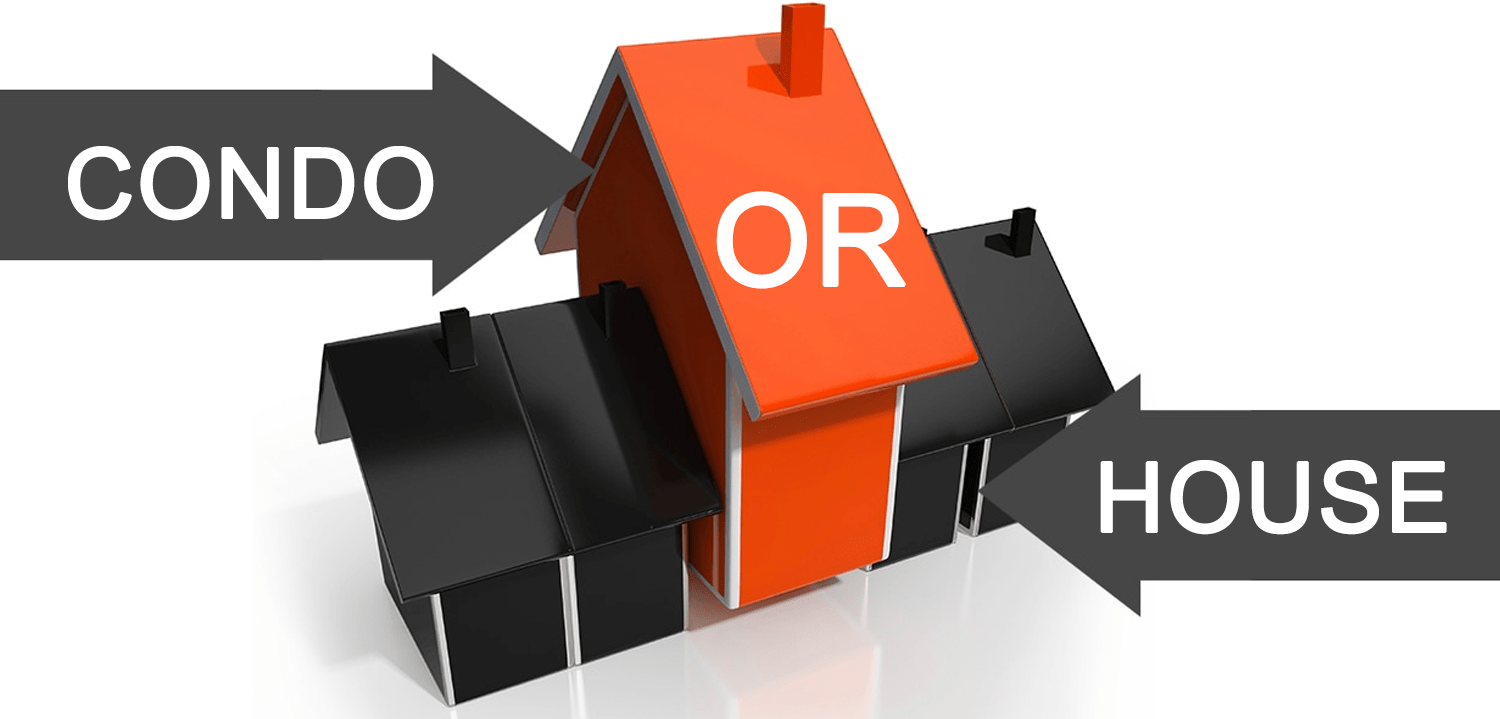 Buying a condo or a house: How to make your choice?